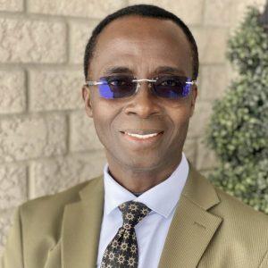 Dr Isaac Otchere
