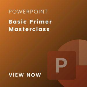 basic primer masterclass slides