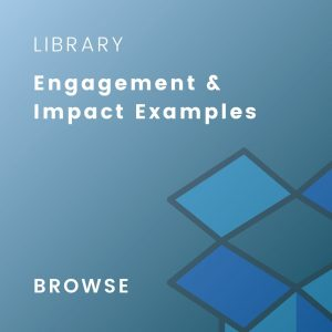 engagement impact library cover