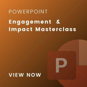 engagement impact masterclass slides
