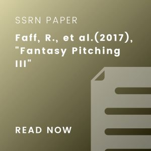 fantasy pitching article