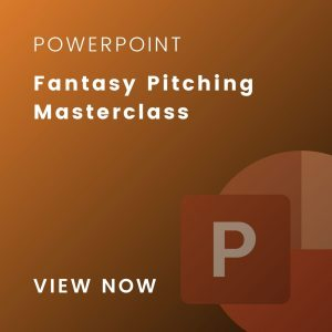 fantasy pitching class slides