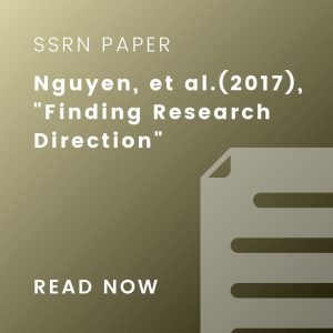 finding research direction article