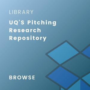 pitching research repository