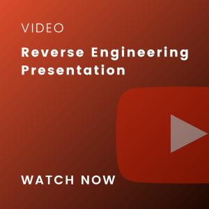 reverse engineering presentation