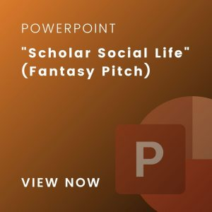 scholar social life slides