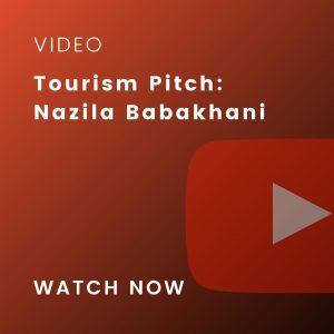 tourism pitch video